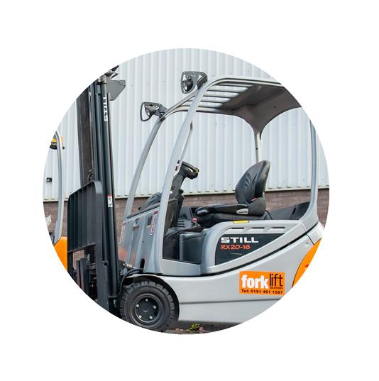 Still Forklift Newcastle