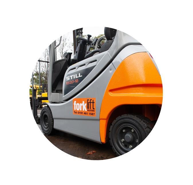 Still Forklift Truck Newcastle