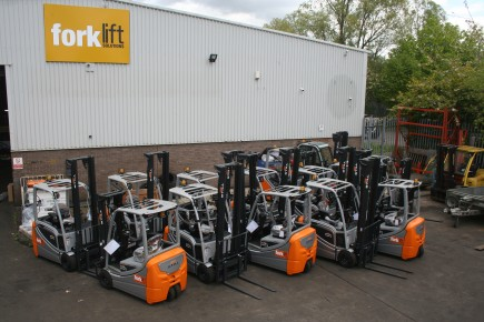 Used Forklifts Newcastle